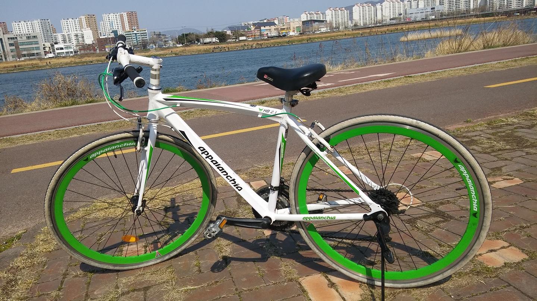알루미늄 삼천리 아팔란치아 자전거