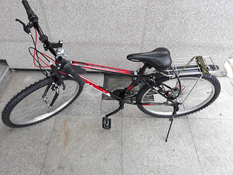 삼천리새자전거 기어21단자전거야물고좋습니다