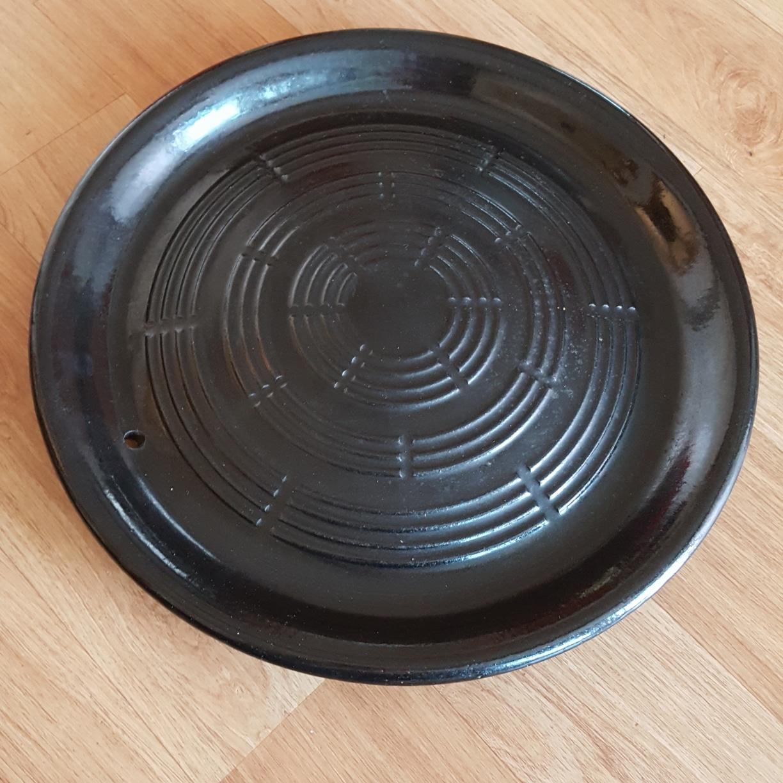 고기 굽는 게르마늄 돌판 그릴