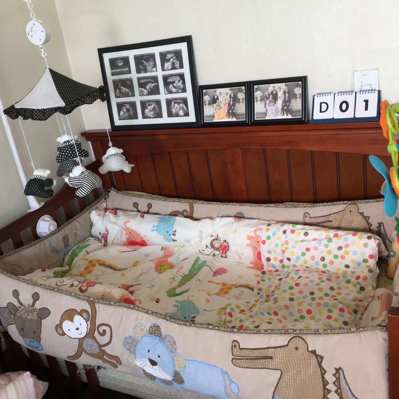 BASSETT 미국 고급 아기침대 확장형 쇼파 침대 어른침대