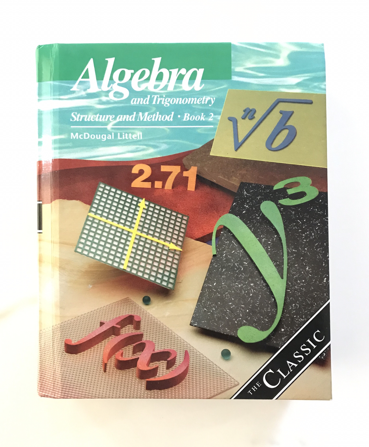 Algebra and Trigonometry Structure and Method Book2