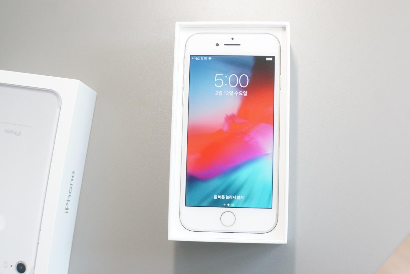 아이폰7 128g 팝니다!