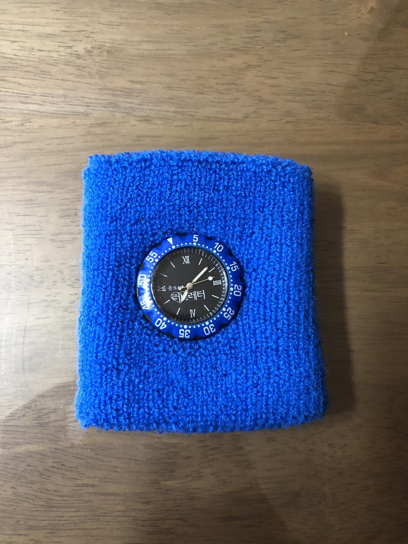 손목시계 스포츠시계 손목보호대 (새제품)