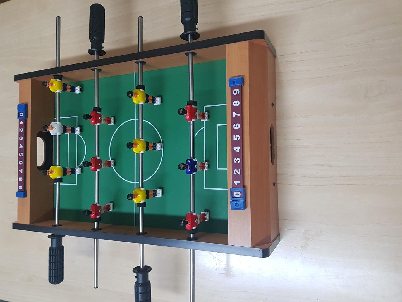 미니 축구 게임 팝니다.(가격내림)