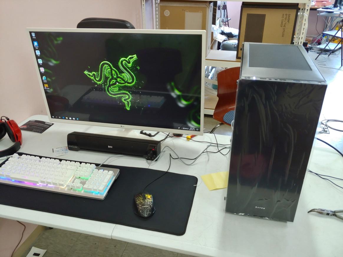 최신 컴퓨터 판매 리뉴올pc 컴퓨터 업그래이드