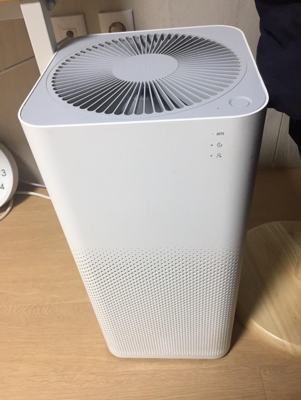 샤오미 공기청정기 (미에어2)