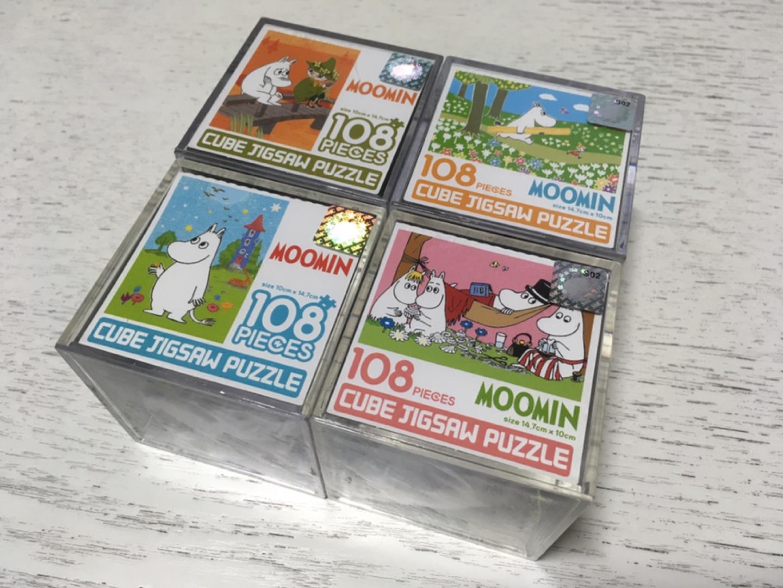 무민 108피스 퍼즐 정품