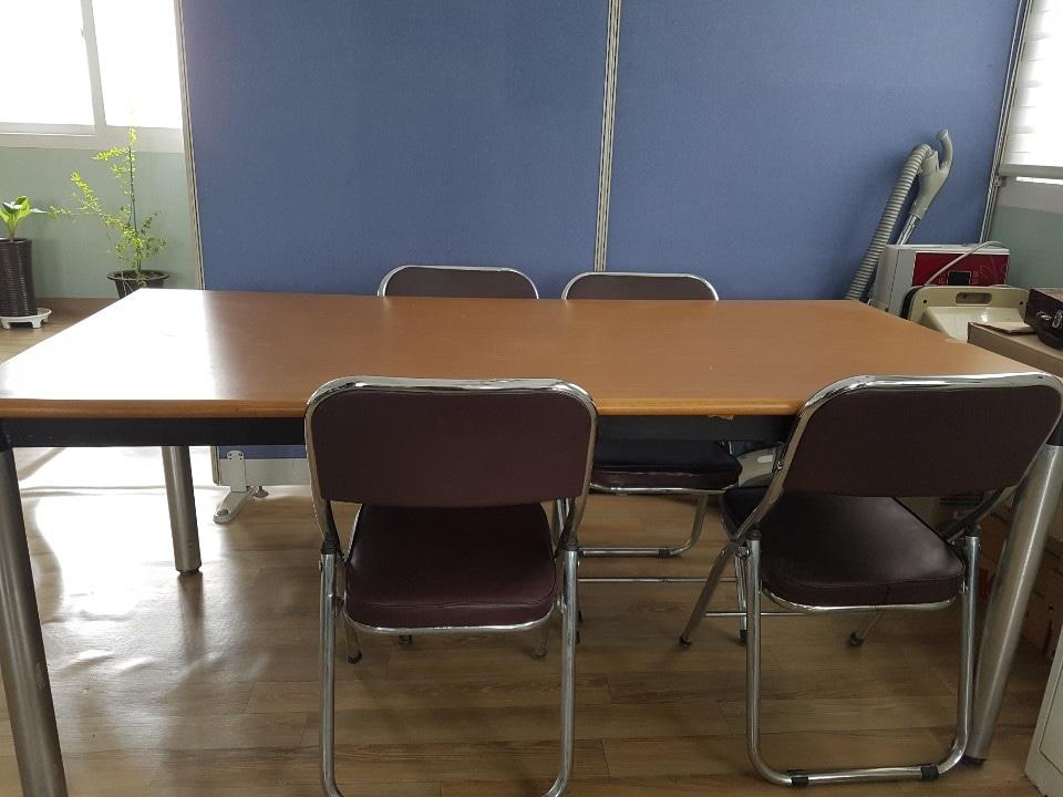 사무실테이블의자 일괄20000