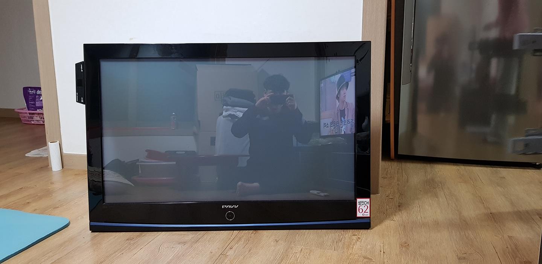 42인치 TV