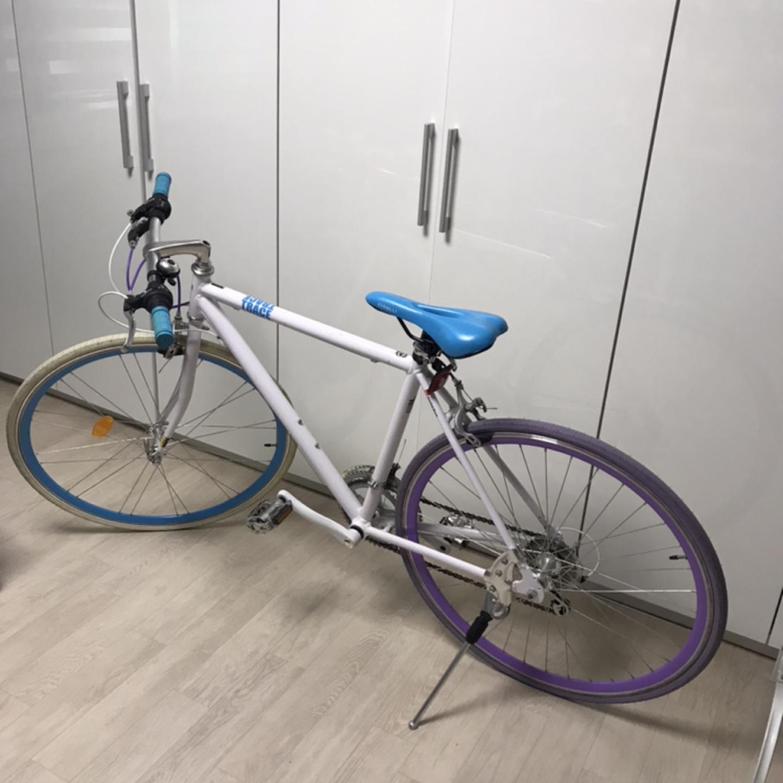 삼천리자전거 하이브리드 TR21 자전거팝니다
