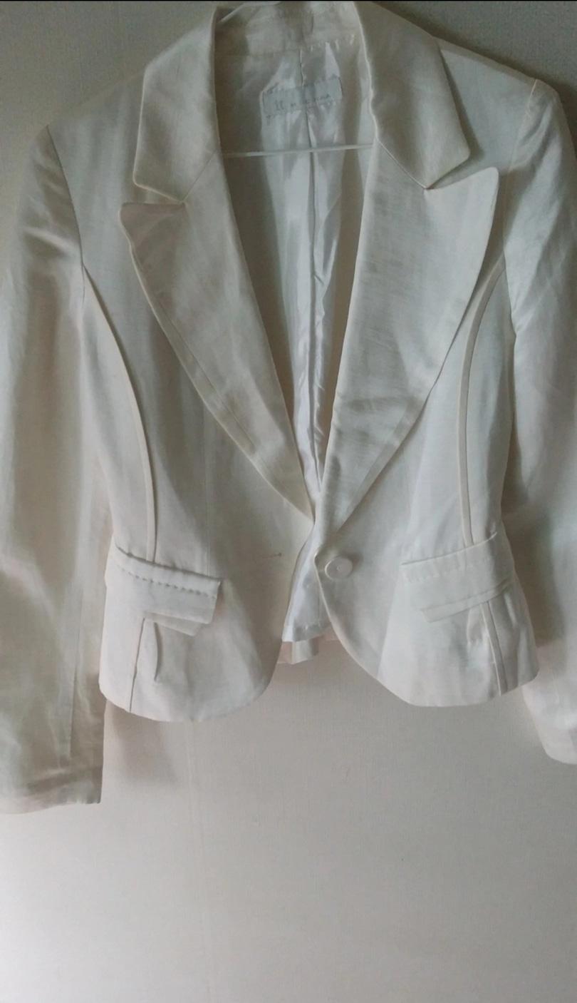 택포 만원) 흰 자켓