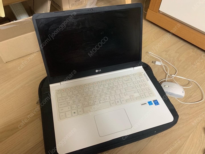 15U760-GR30K lg노트북 판매합니다