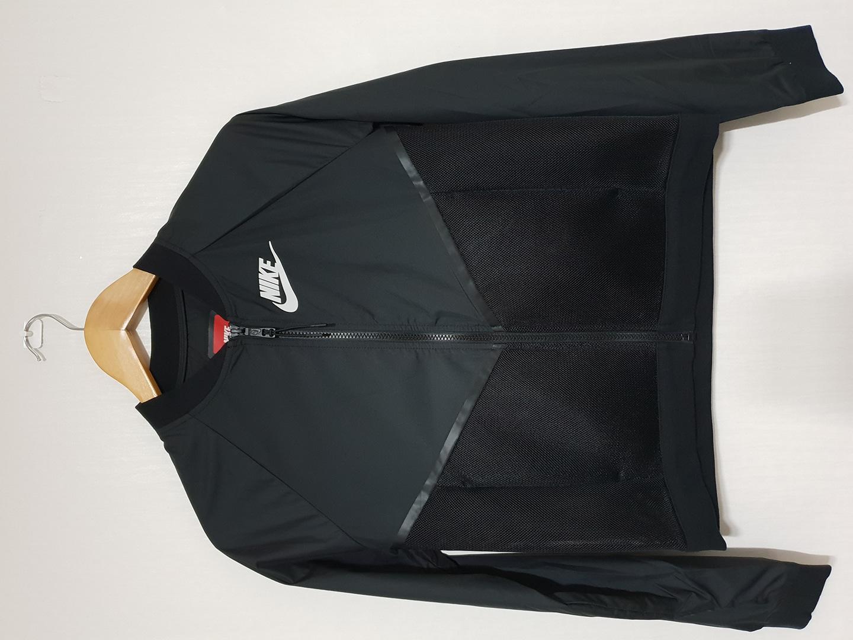 ⚡ 나이키 여성 테크 하이퍼 메쉬 봄버 캐주얼 자켓 판매합니다 (새 제품) ⚡