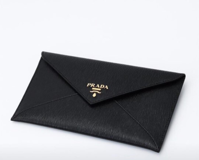 프라다 장지갑 클러치 프라다지갑