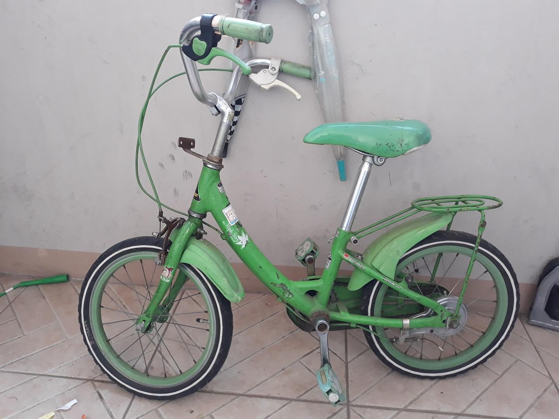 어린이 자전거 중고