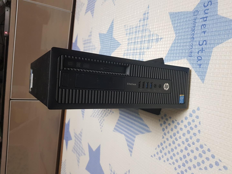 사무용 최강스펙 컴퓨터 본체(HP 정품)