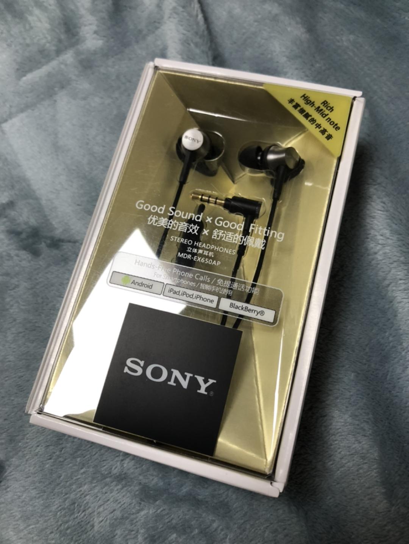 SONY 커널형 이어폰 (새상품)