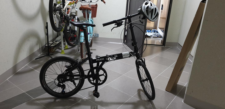 쉐보레 미니 벨로 자전거 입니다.
