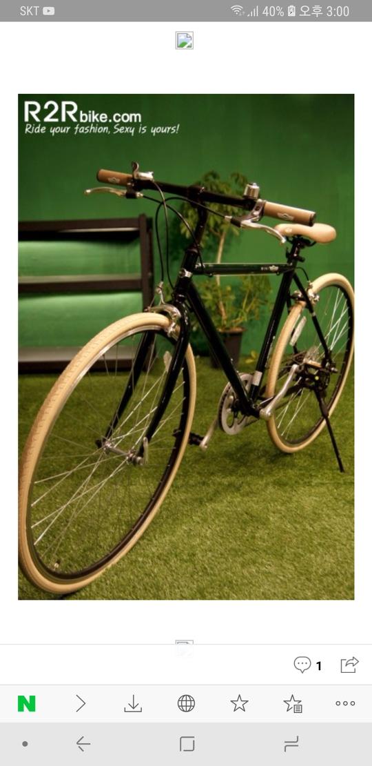 bmw 미니쿠퍼 자전거와 터미네이터 자전거 2대 팝니다