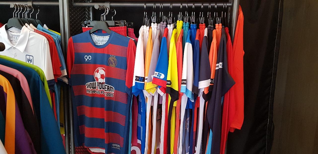 축구 유니폼/단체복 전문