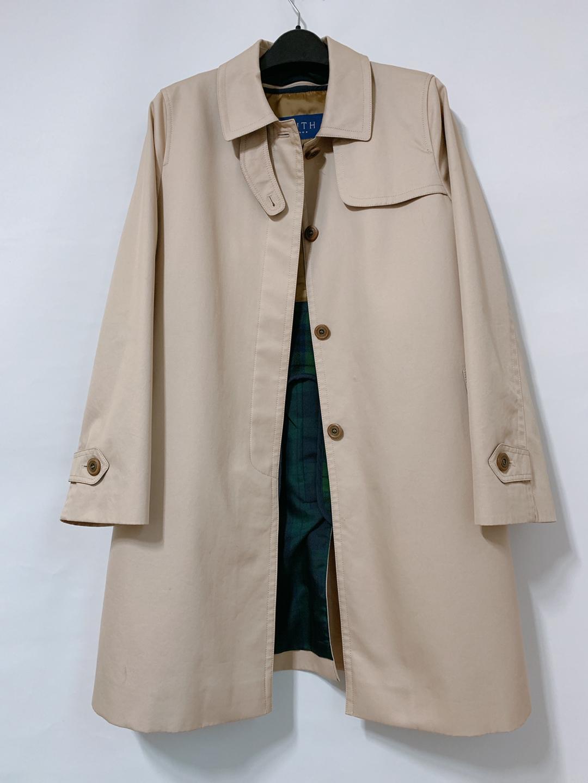 keith 트렌치 버버리 코트
