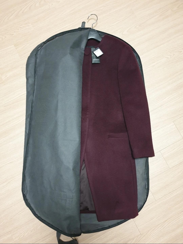 클럽모나코 버건디 코트 새상품