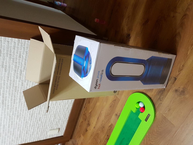 다이슨HP-03(핫앤쿨/블루) 다이슨공기청정기 다이슨냉온풍기