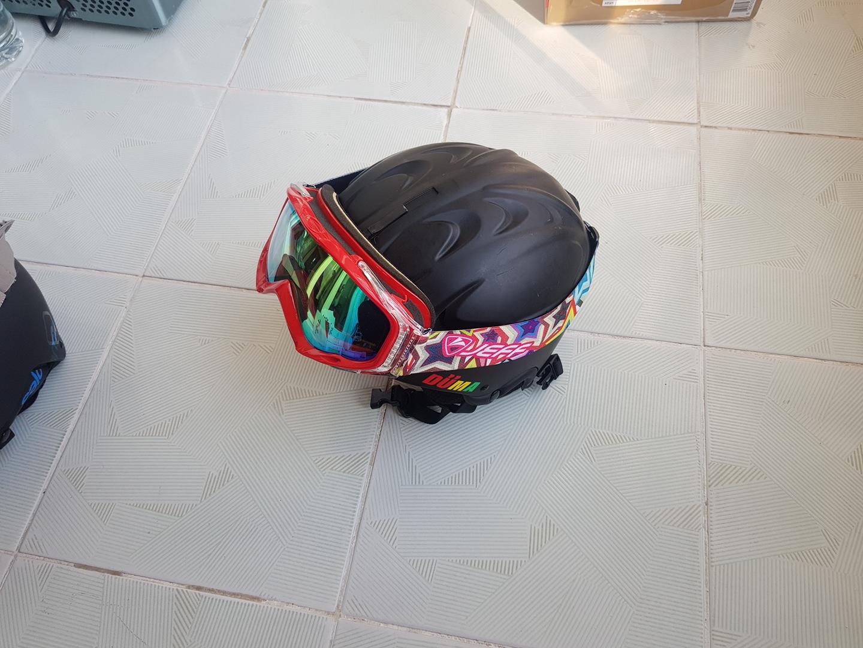 스키헬멧 성인용