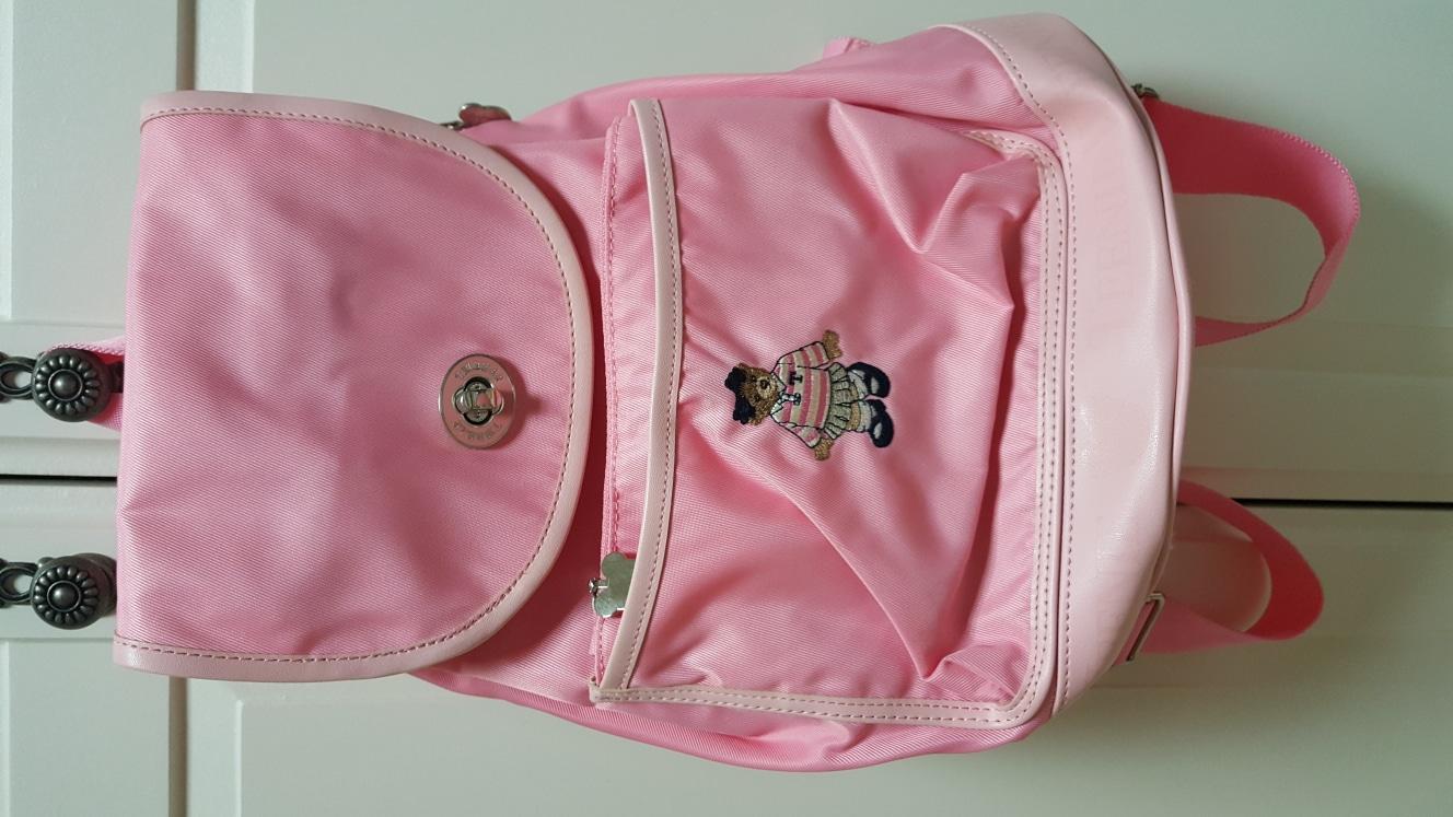 티니위니 분홍이 배낭백 새상품