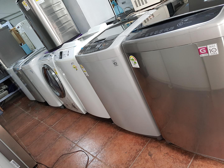 세탁기/통돌이세탁기/트럼세탁기