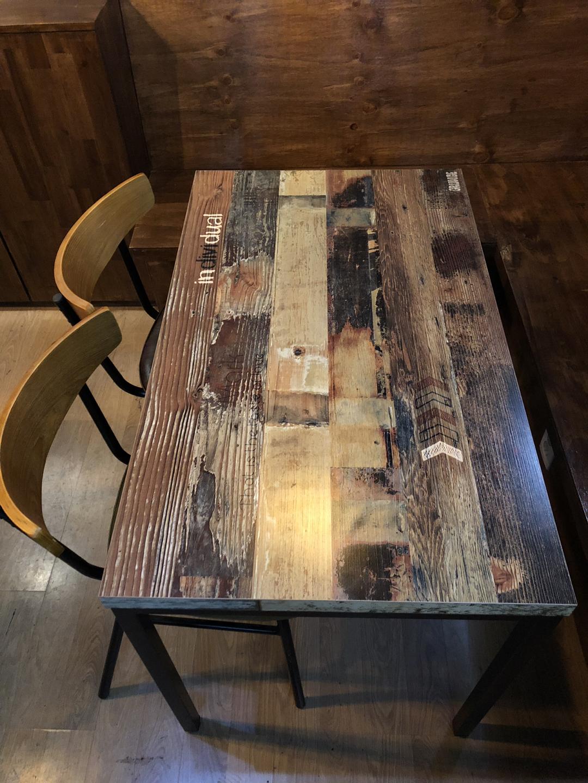 테이블+의자2 판매합니다
