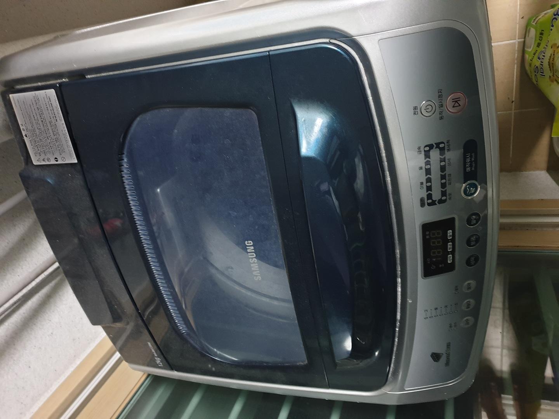세탁기 28일날 팝니다.