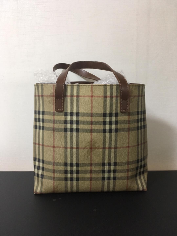 버버리 가방, 토트백 정품