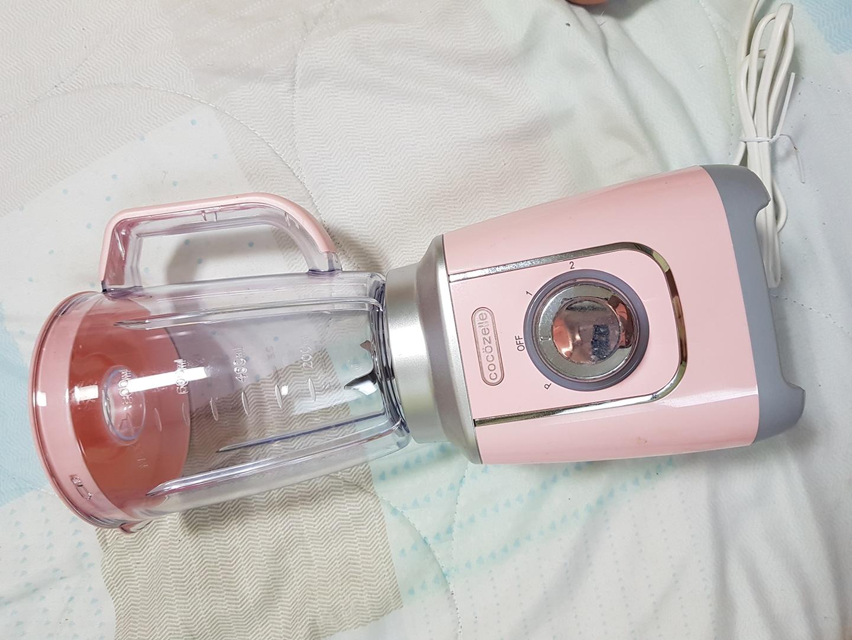 코코젤리 핑크 믹서기