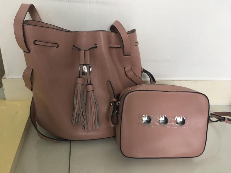 미착용 가방 (복조리가방, 보조가방)
