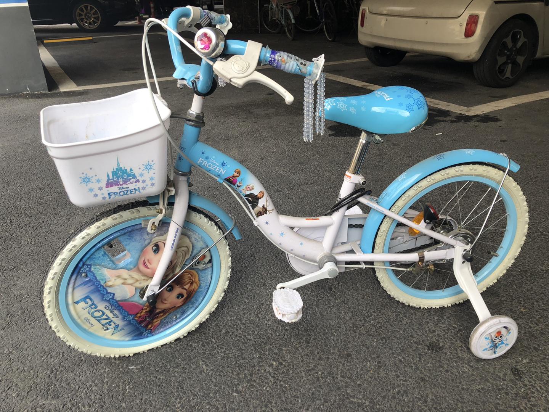 아동자전거-엘사자전거