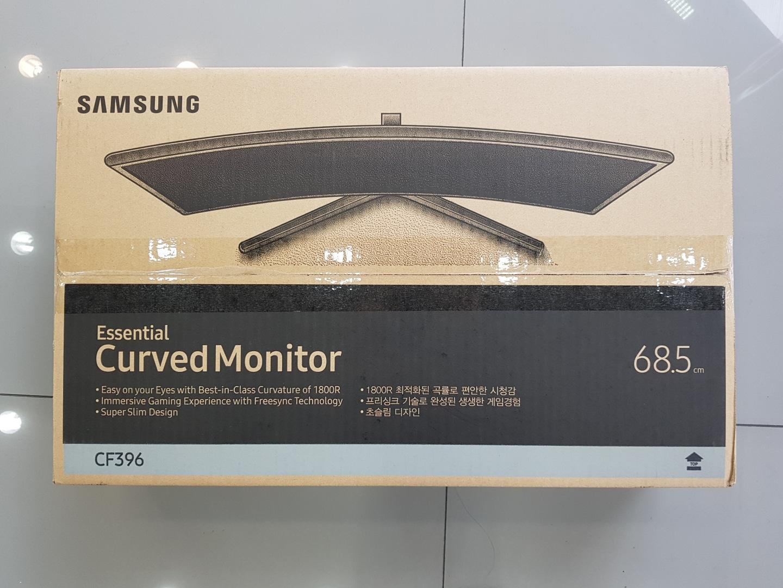 삼성 27인치 커브드 모니터 미개봉 팝니다.