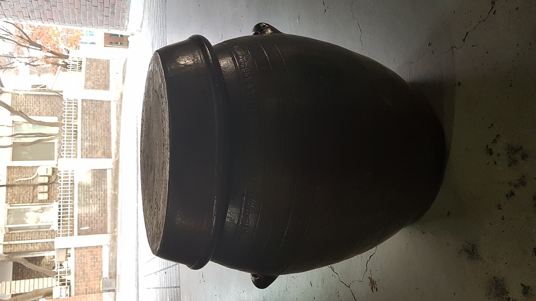 중요무형문화재 96호 이종각 이완수 옹기장 옹기 팝니다