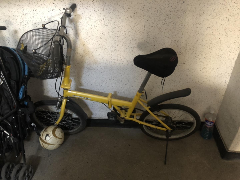 일본접이식자전거 2만