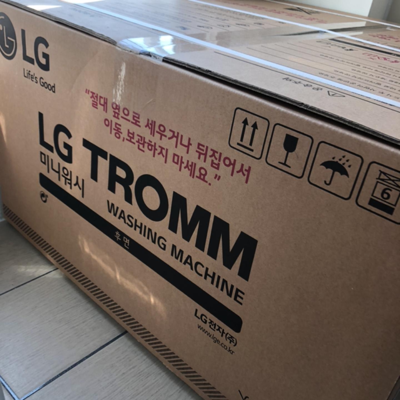 LG 트럼 미니워시.