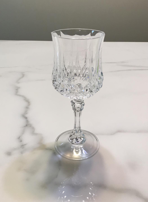 Parka Crystal' Giant Wine Glasses (set of 6)