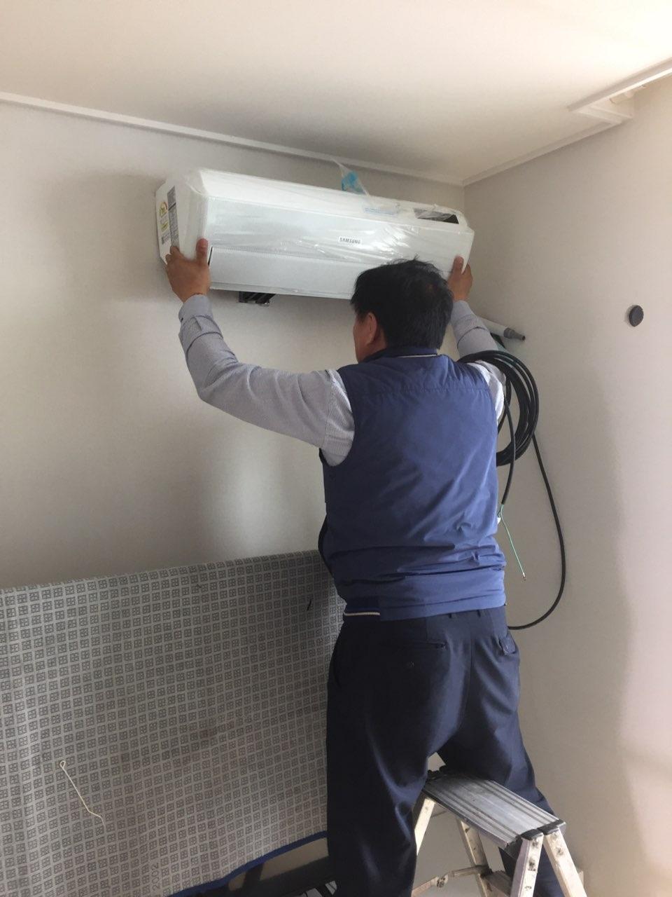 벽걸이TV, 에어컨 이전 설치 전문