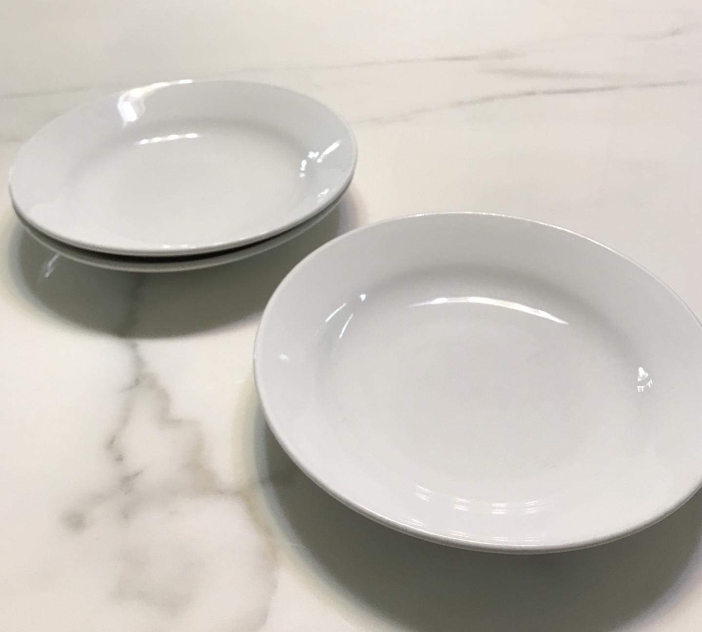 Williams Sonoma Pasta, Salad Plate (24cm) set of 3