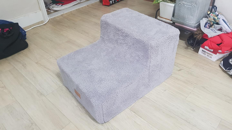 강아지 침대,소파 계단 판매합니다(미사용 새상품)