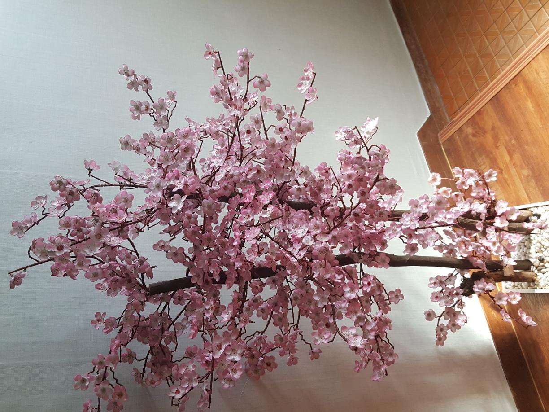 조화나무 인조 꽃나무