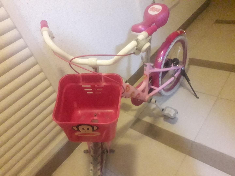 자전거 팔아요 어린이 자전거 (직거래)만나서 줍니당~!