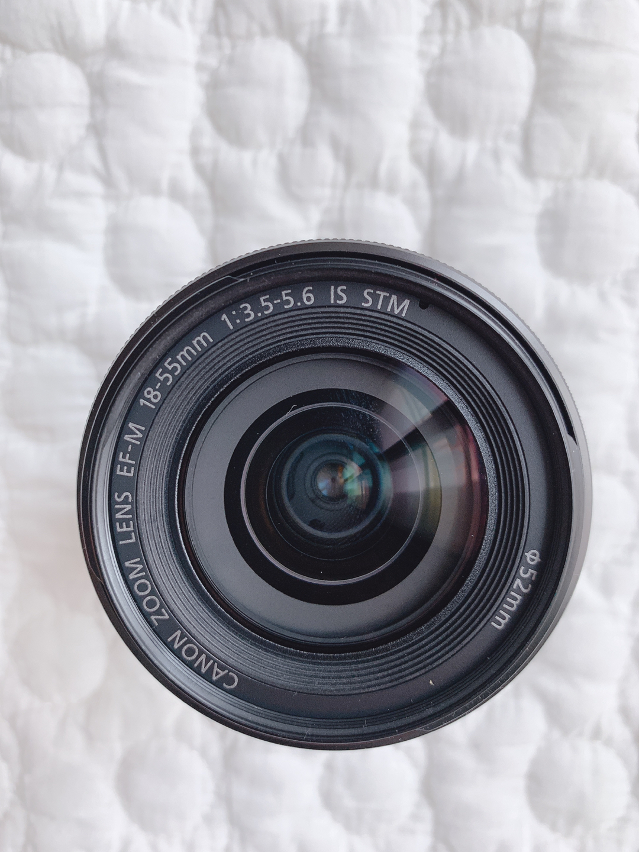 캐논 EF-M 18-55mm 렌즈