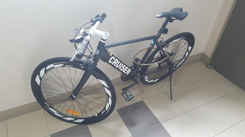 하이브리드 자전거