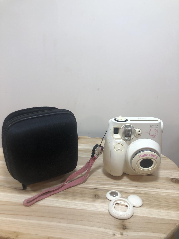 헬로키티즉석카메라+셀카렌즈