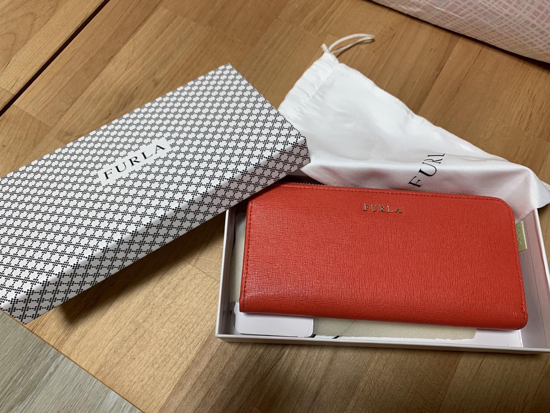 훌라 FURLA 장지갑(가격내림)